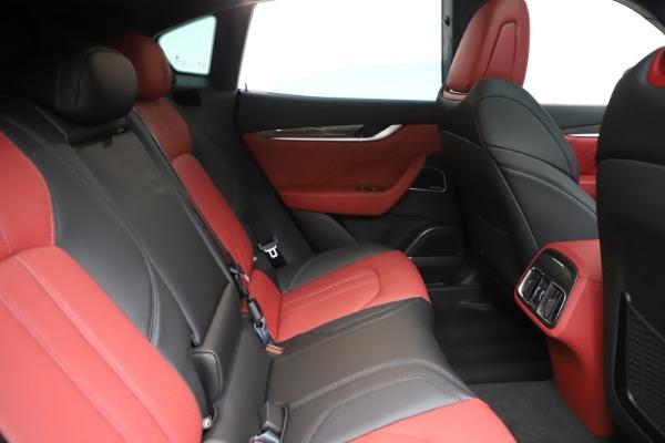 New 2020 Maserati Levante S Q4 GranSport for sale $99,985 at Maserati of Westport in Westport CT 06880 27