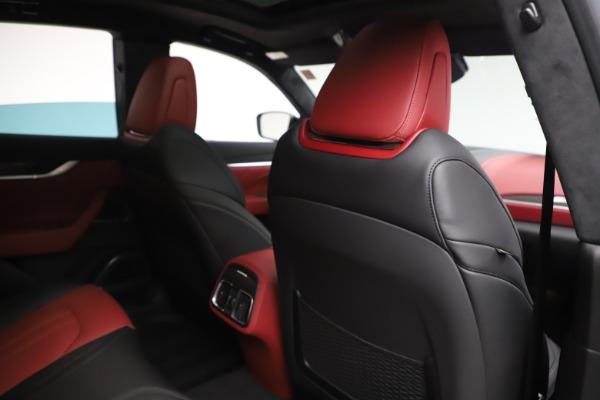 New 2020 Maserati Levante S Q4 GranSport for sale $99,985 at Maserati of Westport in Westport CT 06880 28