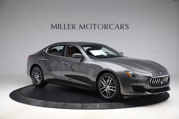 New 2020 Maserati Ghibli S Q4 for sale $82,385 at Maserati of Westport in Westport CT 06880 10