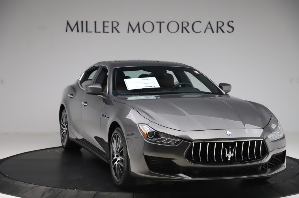 New 2020 Maserati Ghibli S Q4 for sale $82,385 at Maserati of Westport in Westport CT 06880 11