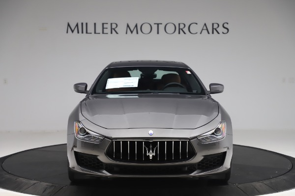 New 2020 Maserati Ghibli S Q4 for sale $82,385 at Maserati of Westport in Westport CT 06880 12