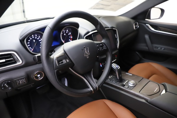 New 2020 Maserati Ghibli S Q4 for sale $82,385 at Maserati of Westport in Westport CT 06880 13