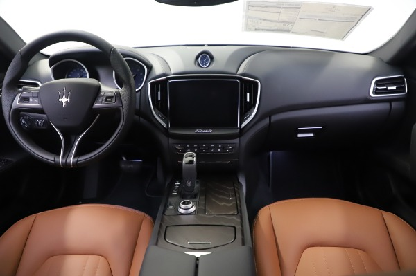 New 2020 Maserati Ghibli S Q4 for sale $82,385 at Maserati of Westport in Westport CT 06880 16
