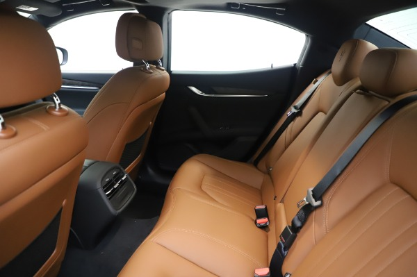 New 2020 Maserati Ghibli S Q4 for sale $82,385 at Maserati of Westport in Westport CT 06880 19
