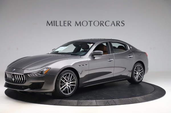 New 2020 Maserati Ghibli S Q4 for sale $82,385 at Maserati of Westport in Westport CT 06880 2