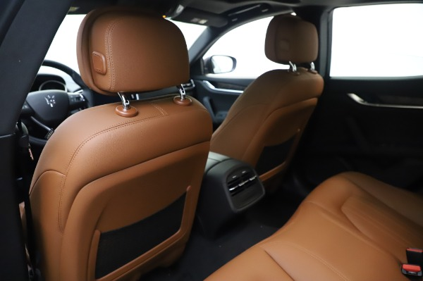 New 2020 Maserati Ghibli S Q4 for sale $82,385 at Maserati of Westport in Westport CT 06880 20