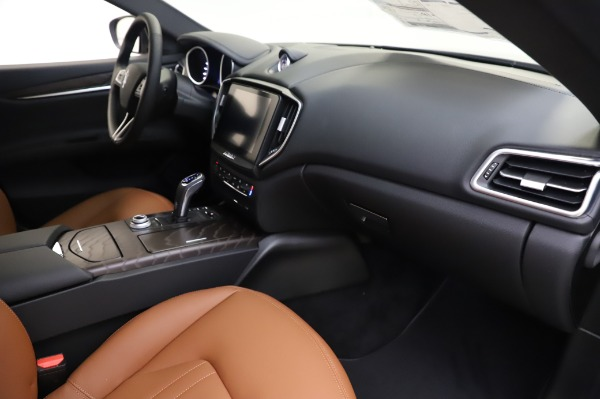 New 2020 Maserati Ghibli S Q4 for sale $82,385 at Maserati of Westport in Westport CT 06880 22