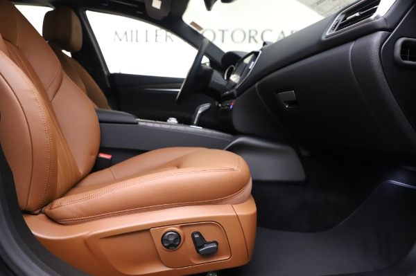 New 2020 Maserati Ghibli S Q4 for sale $82,385 at Maserati of Westport in Westport CT 06880 23