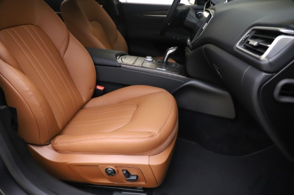 New 2020 Maserati Ghibli S Q4 for sale $82,385 at Maserati of Westport in Westport CT 06880 24