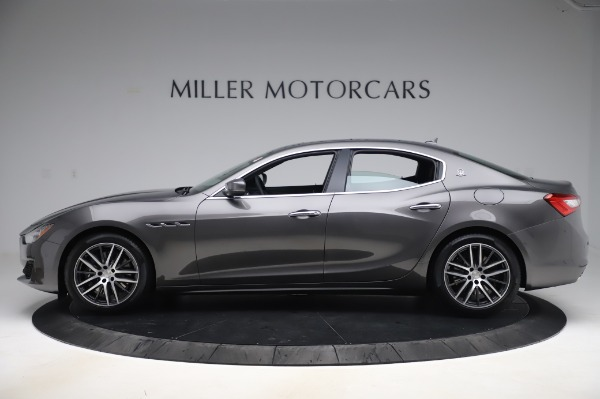 New 2020 Maserati Ghibli S Q4 for sale $82,385 at Maserati of Westport in Westport CT 06880 3