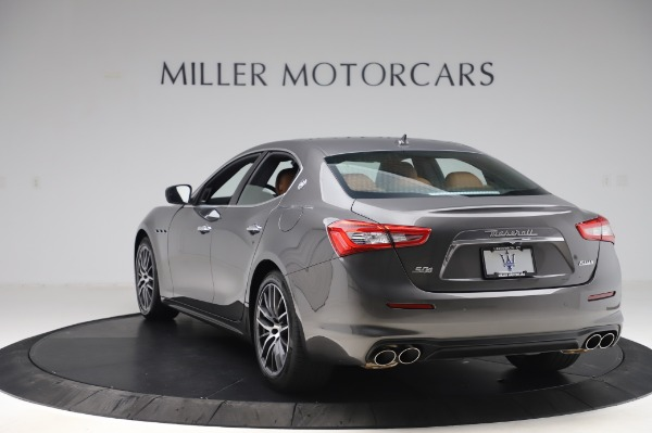 New 2020 Maserati Ghibli S Q4 for sale $82,385 at Maserati of Westport in Westport CT 06880 5