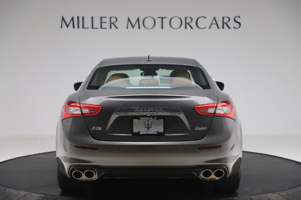 New 2020 Maserati Ghibli S Q4 for sale $82,385 at Maserati of Westport in Westport CT 06880 6