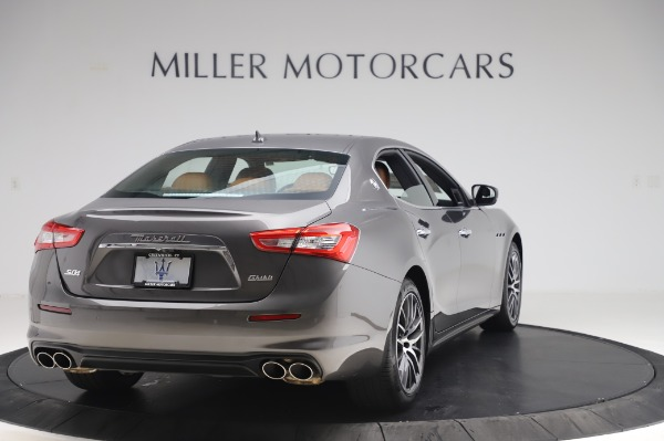 New 2020 Maserati Ghibli S Q4 for sale $82,385 at Maserati of Westport in Westport CT 06880 7