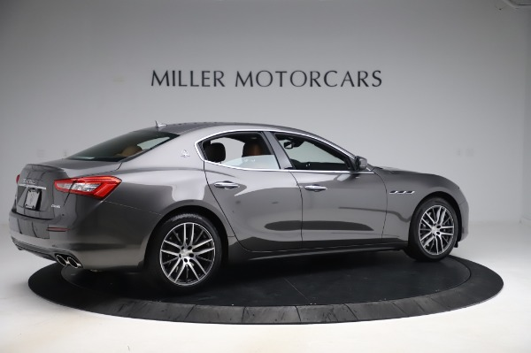 New 2020 Maserati Ghibli S Q4 for sale $82,385 at Maserati of Westport in Westport CT 06880 8