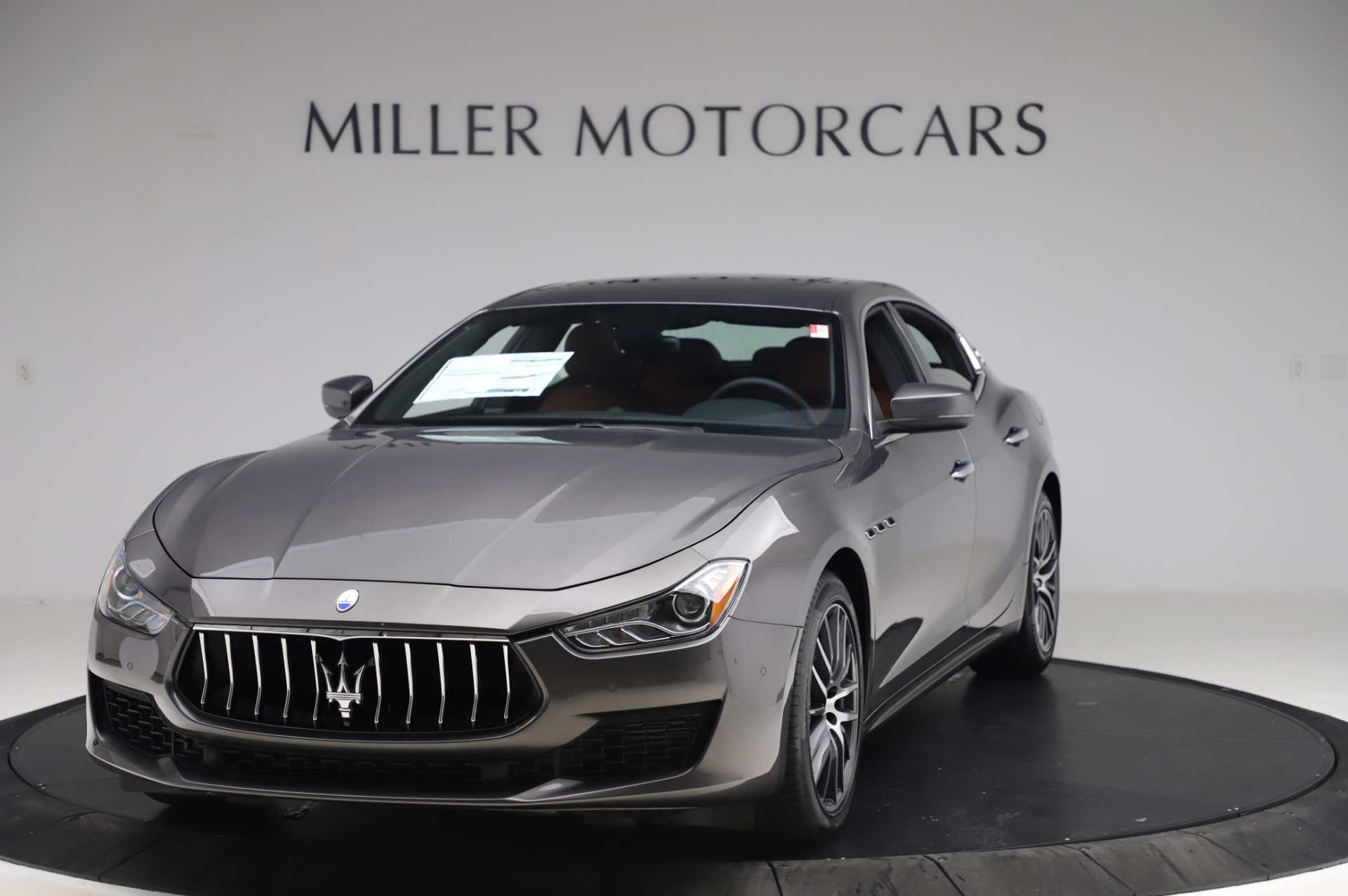 New 2020 Maserati Ghibli S Q4 for sale $82,385 at Maserati of Westport in Westport CT 06880 1