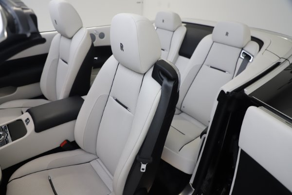 Used 2017 Rolls-Royce Dawn for sale Call for price at Maserati of Westport in Westport CT 06880 18