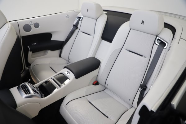 Used 2017 Rolls-Royce Dawn Base for sale Call for price at Maserati of Westport in Westport CT 06880 20