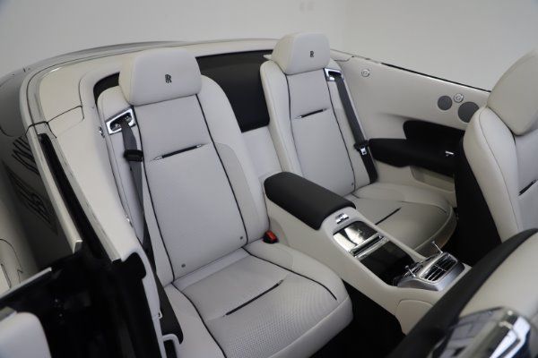 Used 2017 Rolls-Royce Dawn Base for sale Call for price at Maserati of Westport in Westport CT 06880 21