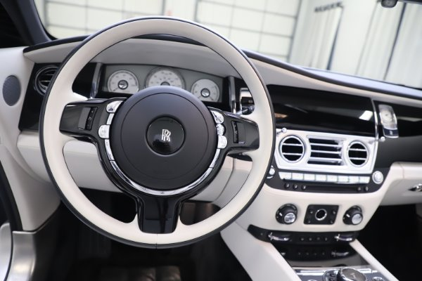 Used 2017 Rolls-Royce Dawn Base for sale Call for price at Maserati of Westport in Westport CT 06880 23