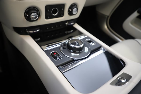 Used 2017 Rolls-Royce Dawn Base for sale Call for price at Maserati of Westport in Westport CT 06880 24