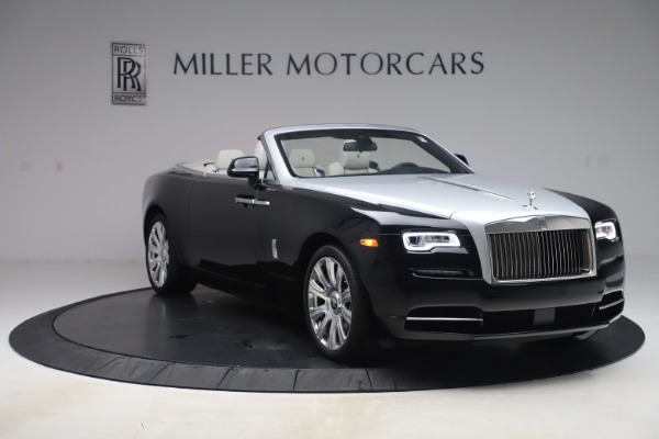 Used 2017 Rolls-Royce Dawn Base for sale Call for price at Maserati of Westport in Westport CT 06880 8