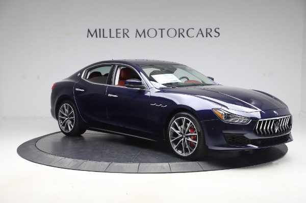 New 2020 Maserati Ghibli S Q4 for sale Sold at Maserati of Westport in Westport CT 06880 10