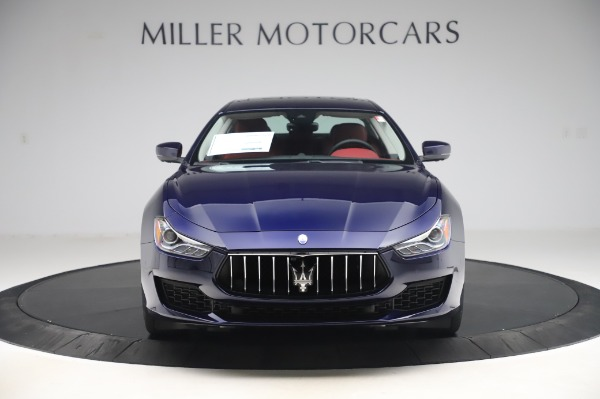 New 2020 Maserati Ghibli S Q4 for sale Sold at Maserati of Westport in Westport CT 06880 12
