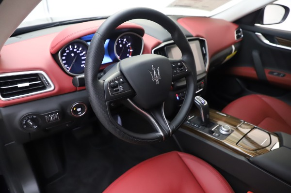 New 2020 Maserati Ghibli S Q4 for sale Sold at Maserati of Westport in Westport CT 06880 13