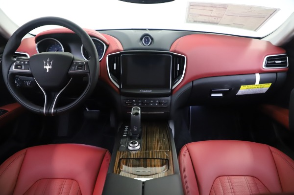 New 2020 Maserati Ghibli S Q4 for sale Sold at Maserati of Westport in Westport CT 06880 16