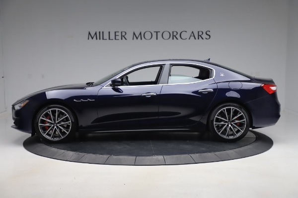 New 2020 Maserati Ghibli S Q4 for sale Sold at Maserati of Westport in Westport CT 06880 3