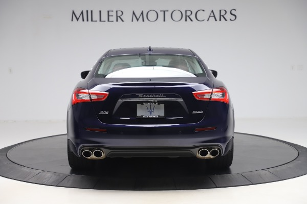 New 2020 Maserati Ghibli S Q4 for sale Sold at Maserati of Westport in Westport CT 06880 6