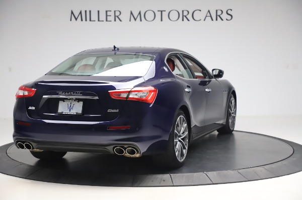 New 2020 Maserati Ghibli S Q4 for sale Sold at Maserati of Westport in Westport CT 06880 7