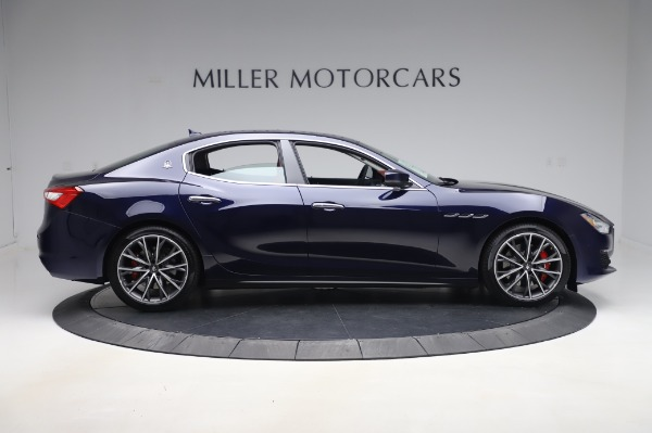 New 2020 Maserati Ghibli S Q4 for sale Sold at Maserati of Westport in Westport CT 06880 9