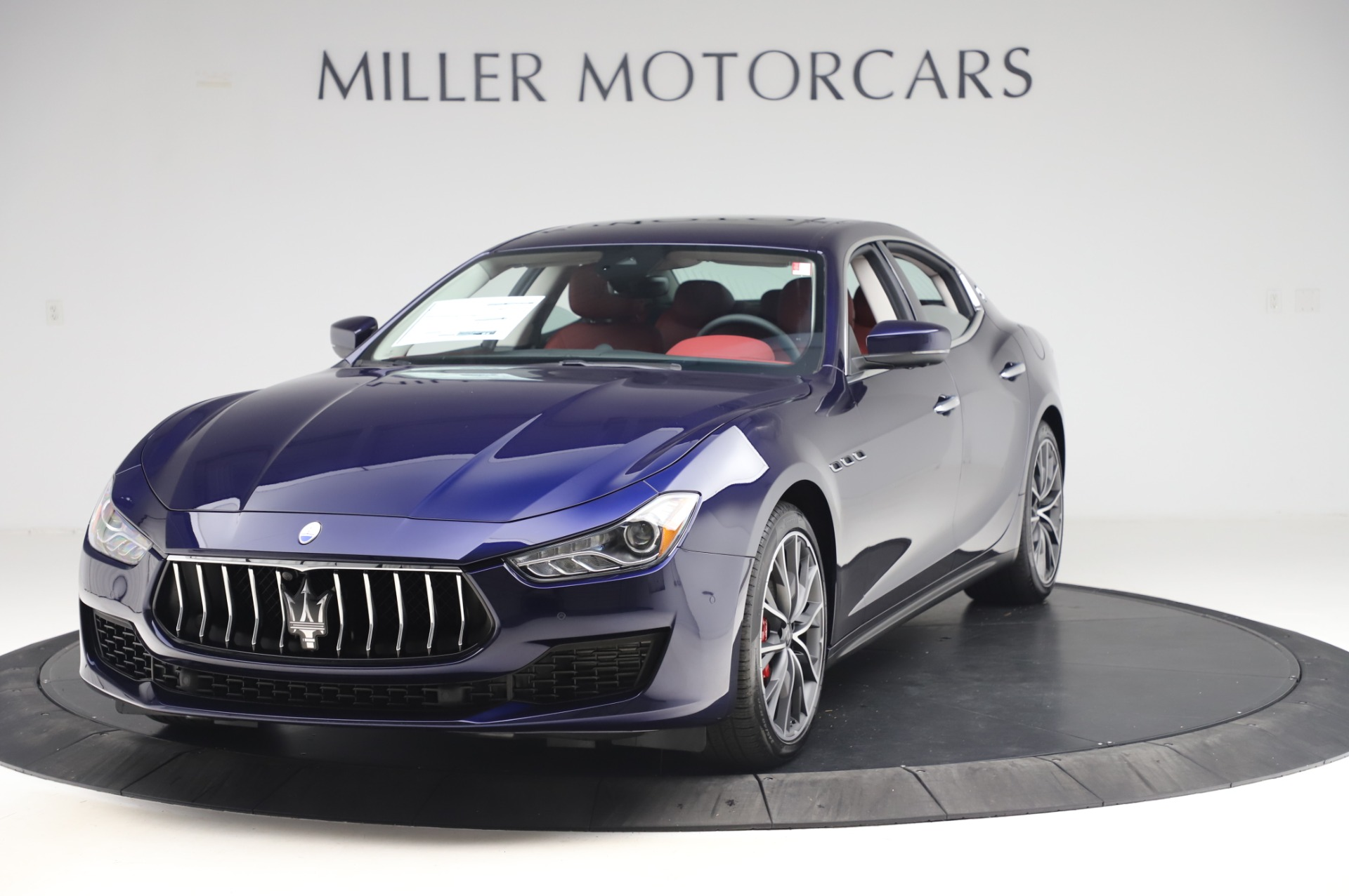 New 2020 Maserati Ghibli S Q4 for sale Sold at Maserati of Westport in Westport CT 06880 1