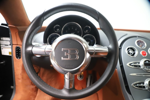 Used 2008 Bugatti Veyron 16.4 for sale Call for price at Maserati of Westport in Westport CT 06880 23