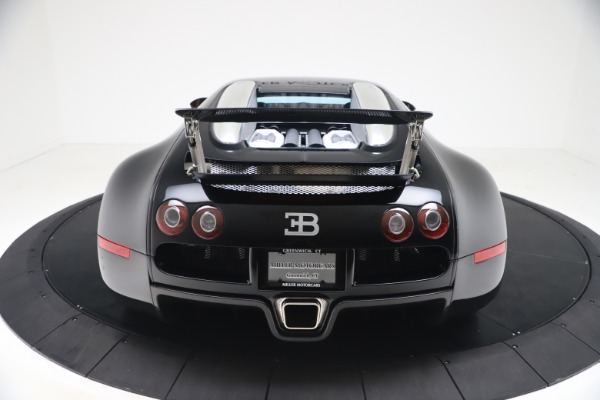 Used 2008 Bugatti Veyron 16.4 for sale Call for price at Maserati of Westport in Westport CT 06880 28