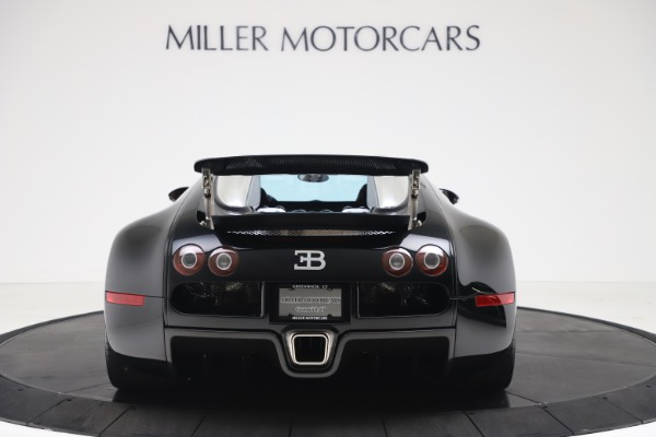 Used 2008 Bugatti Veyron 16.4 for sale Call for price at Maserati of Westport in Westport CT 06880 6