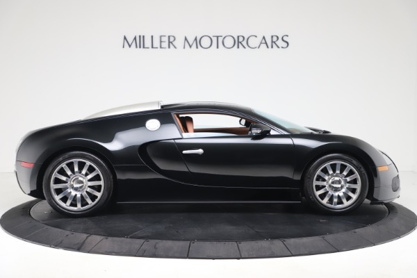 Used 2008 Bugatti Veyron 16.4 for sale Call for price at Maserati of Westport in Westport CT 06880 9