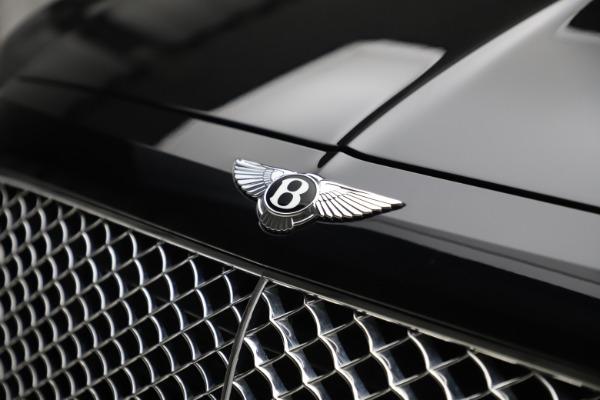 Used 2017 Bentley Bentayga W12 for sale $145,900 at Maserati of Westport in Westport CT 06880 14