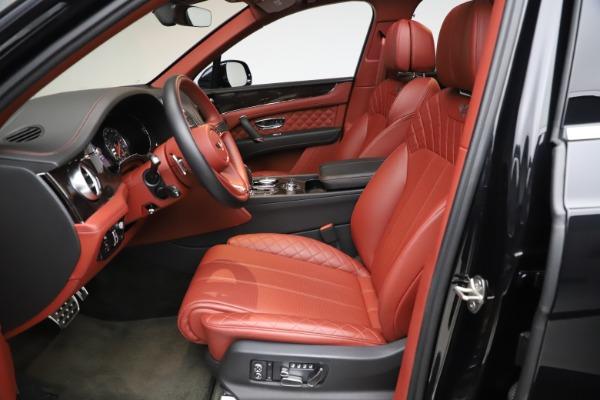 Used 2017 Bentley Bentayga W12 for sale $145,900 at Maserati of Westport in Westport CT 06880 18