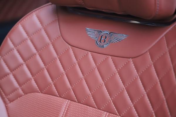 Used 2017 Bentley Bentayga W12 for sale $145,900 at Maserati of Westport in Westport CT 06880 20