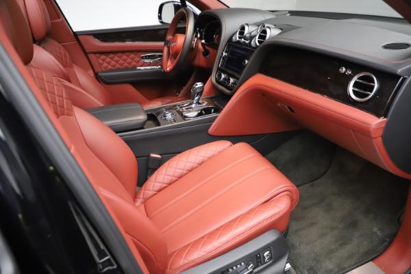 Used 2017 Bentley Bentayga W12 for sale $145,900 at Maserati of Westport in Westport CT 06880 25