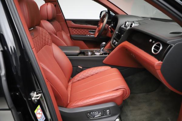 Used 2017 Bentley Bentayga W12 for sale $145,900 at Maserati of Westport in Westport CT 06880 26