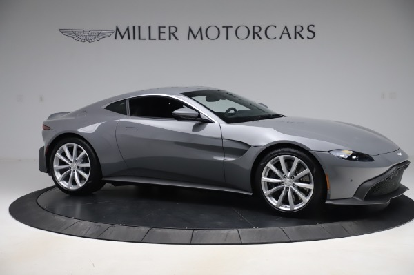 New 2020 Aston Martin Vantage Coupe for sale $165,381 at Maserati of Westport in Westport CT 06880 10