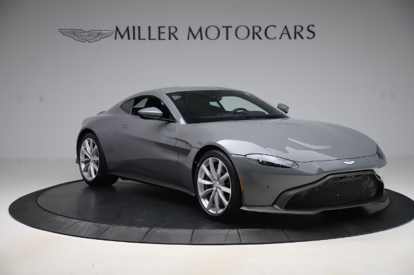 New 2020 Aston Martin Vantage Coupe for sale $165,381 at Maserati of Westport in Westport CT 06880 11
