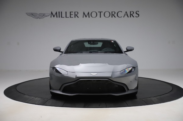 New 2020 Aston Martin Vantage Coupe for sale $165,381 at Maserati of Westport in Westport CT 06880 12