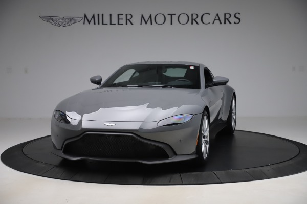 New 2020 Aston Martin Vantage Coupe for sale $165,381 at Maserati of Westport in Westport CT 06880 2