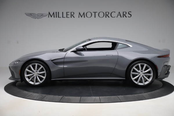 New 2020 Aston Martin Vantage Coupe for sale $165,381 at Maserati of Westport in Westport CT 06880 3