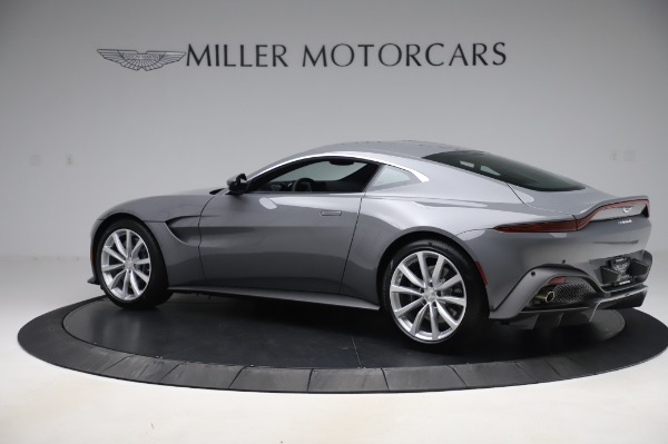 New 2020 Aston Martin Vantage Coupe for sale $165,381 at Maserati of Westport in Westport CT 06880 4