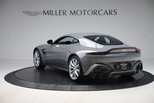 New 2020 Aston Martin Vantage Coupe for sale $165,381 at Maserati of Westport in Westport CT 06880 5